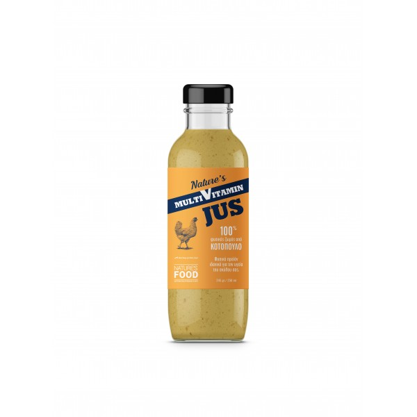 MULTIVITAMIN JUS CHICKEN 250ml